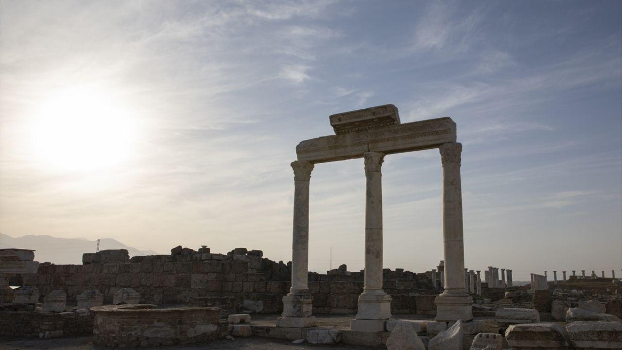 Laodikya Antik Kenti'nin küçük sakinleri: Dikenli Kelerler - Sayfa 4