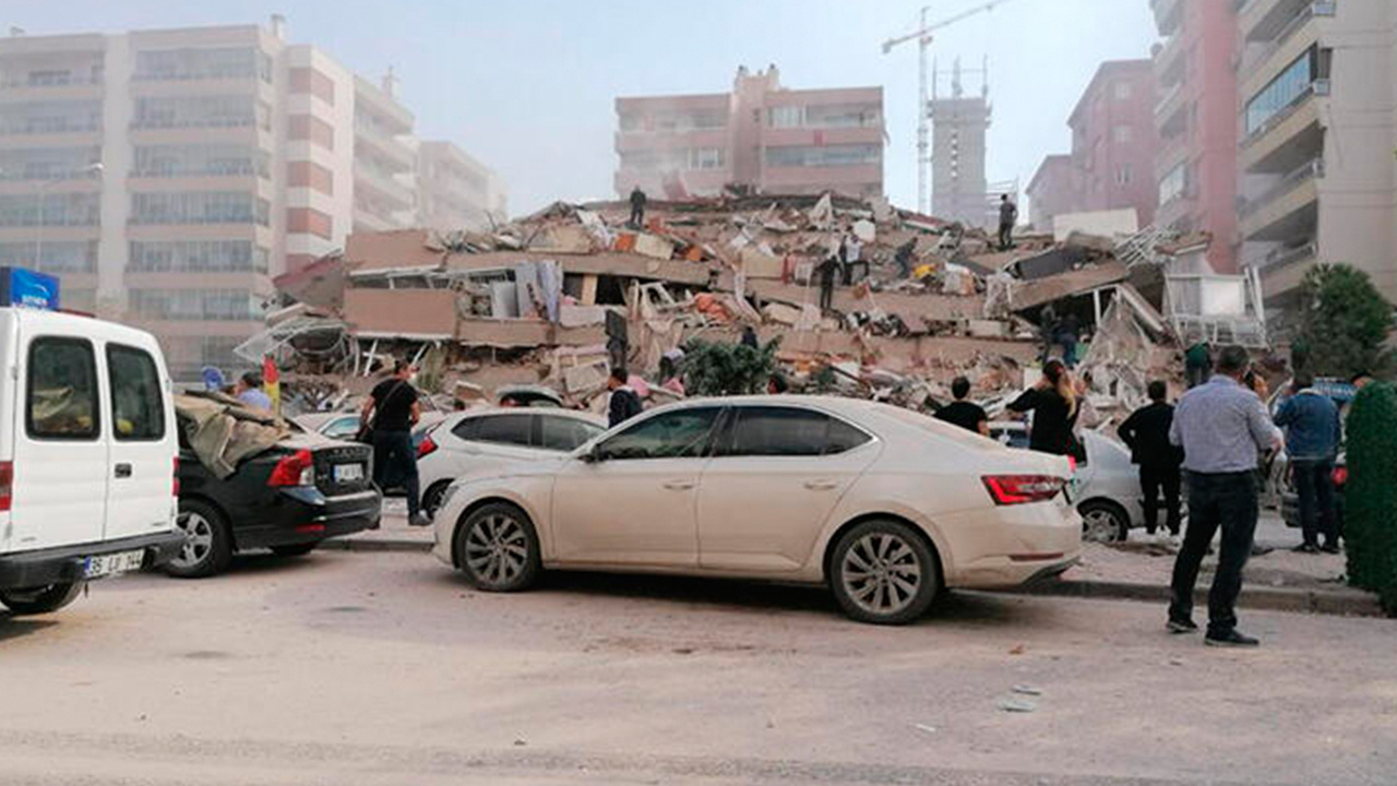 İzmir'de şiddetli deprem sonrası uzmanlardan yorumlar