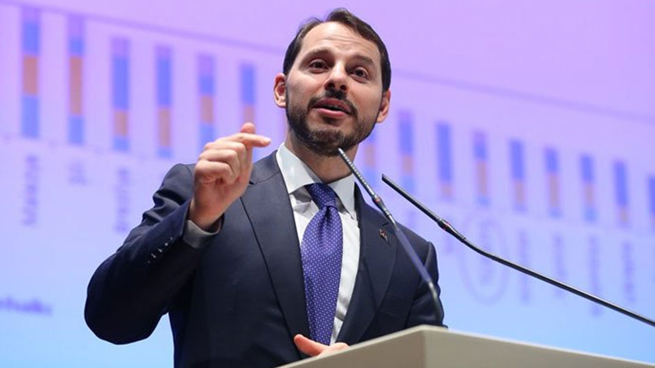 Bakan Albayrak'ın istifa haberine beğeni yağdı