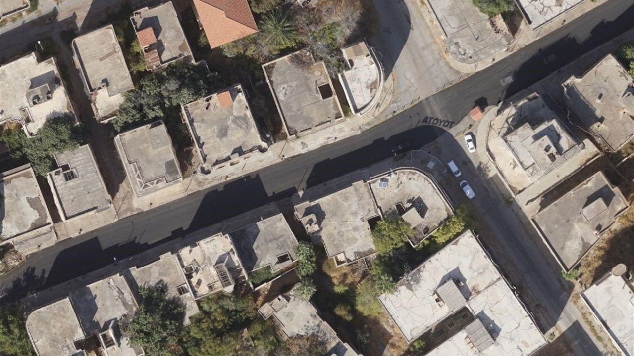 Kapalı Maraş'ın havadan fotoğrafları çekildi - Sayfa 3