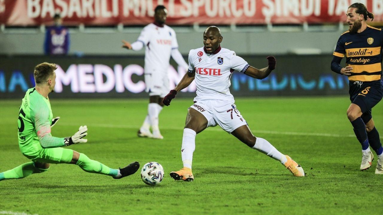 Trabzonspor'dan ilk deplasman galibiyeti - Sayfa 2
