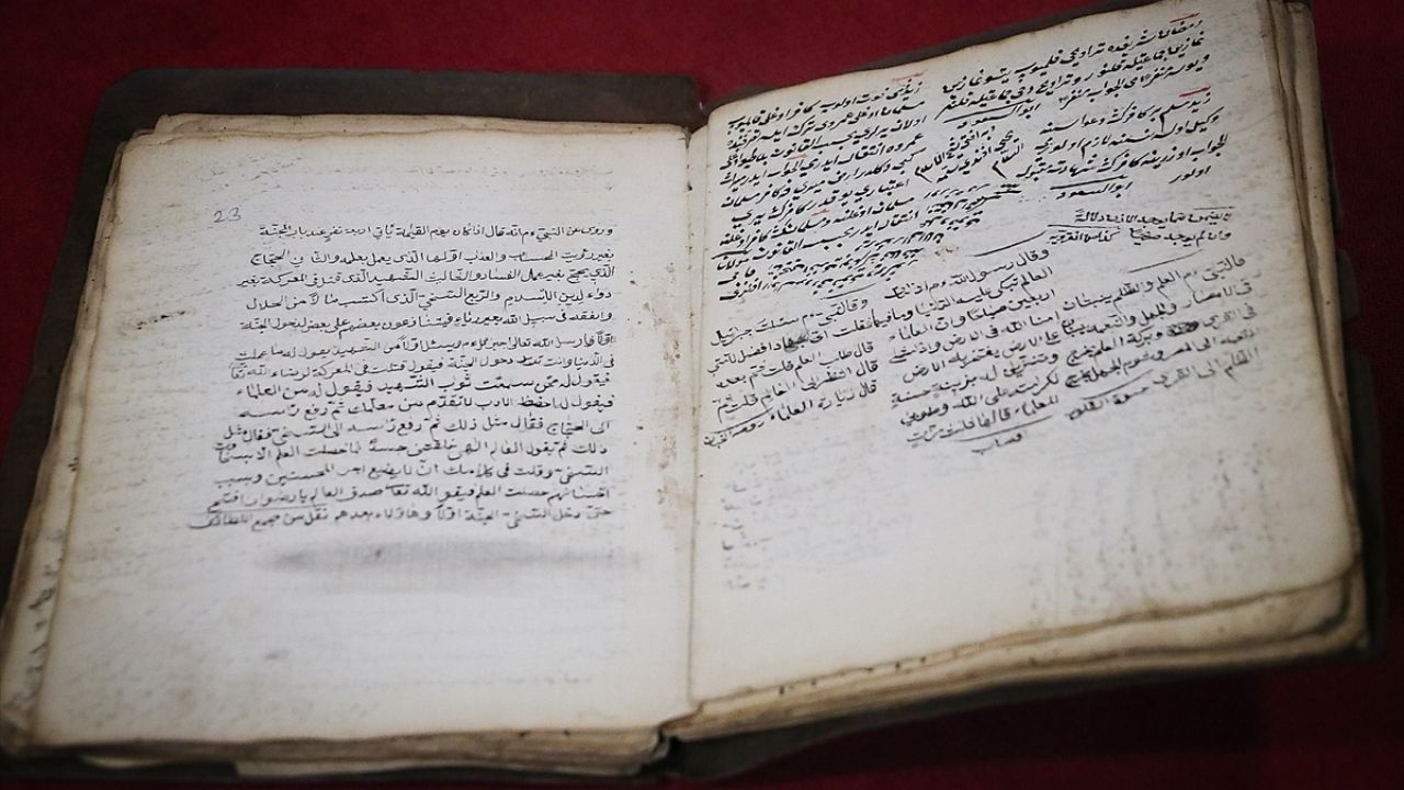 Bosna'daki kütüphane Osmanlı döneminden eserleri yıllardır koruyor - Sayfa 4