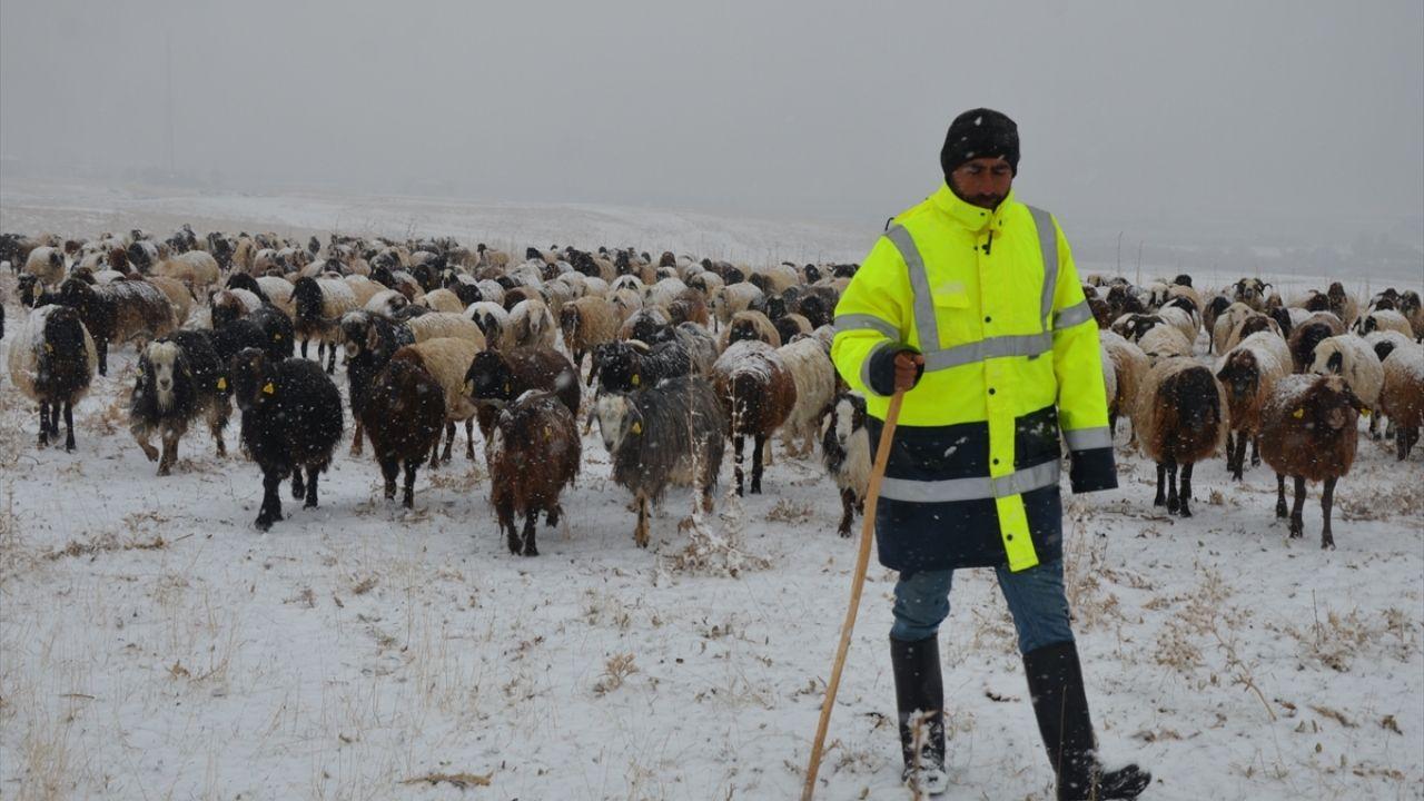 Muş'ta çobanlar kar yağışına hazırlıksız yakalandı - Sayfa 3