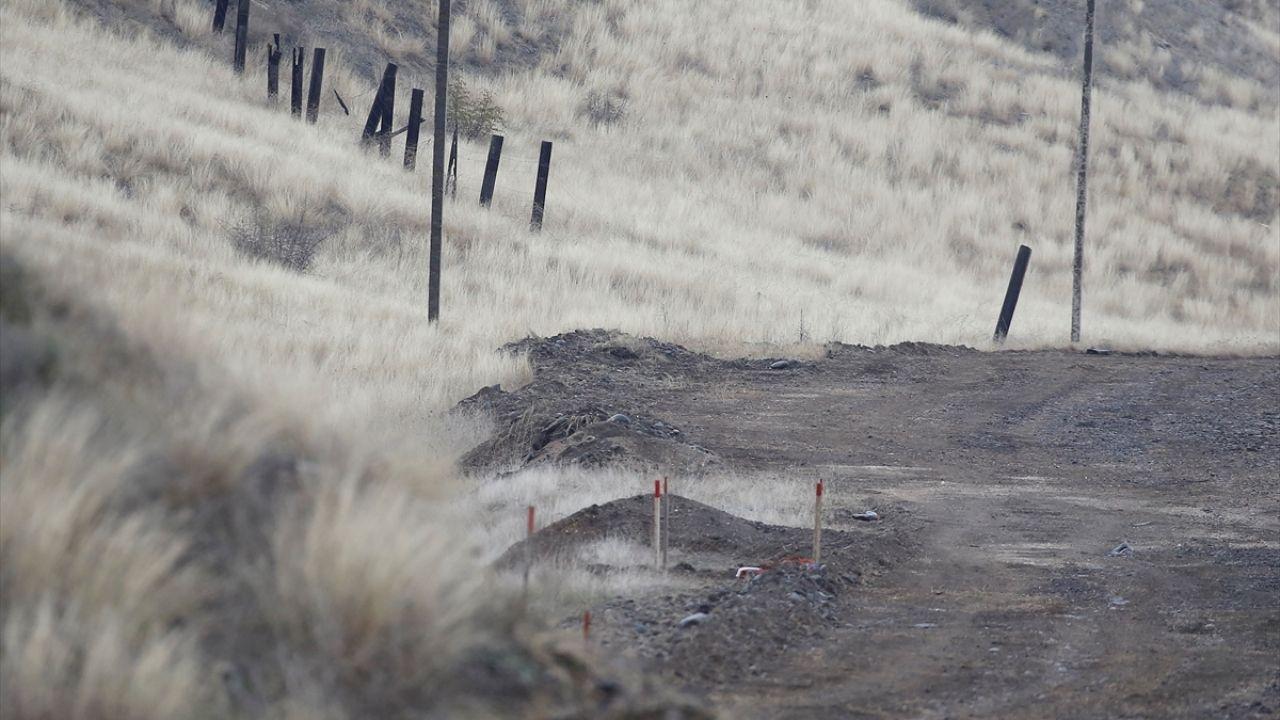 Karabağ'da kurtarılan bölgeler, mayından temizleniyor - Sayfa 1