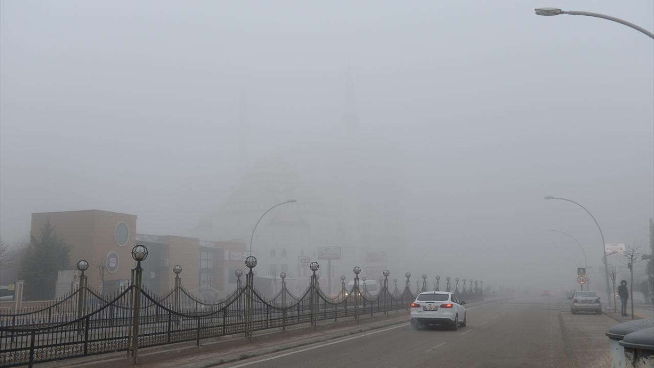 Malatya'da yoğun sis - Sayfa 3