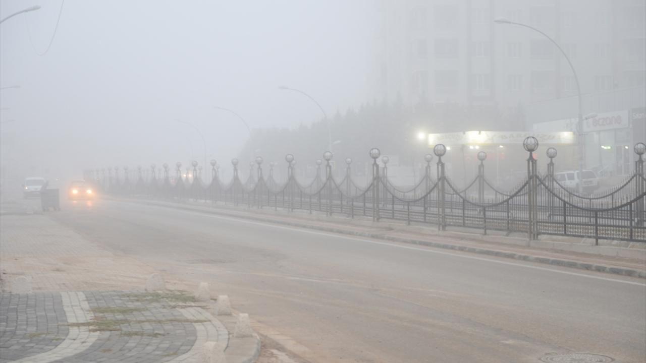 Malatya'da yoğun sis - Sayfa 4