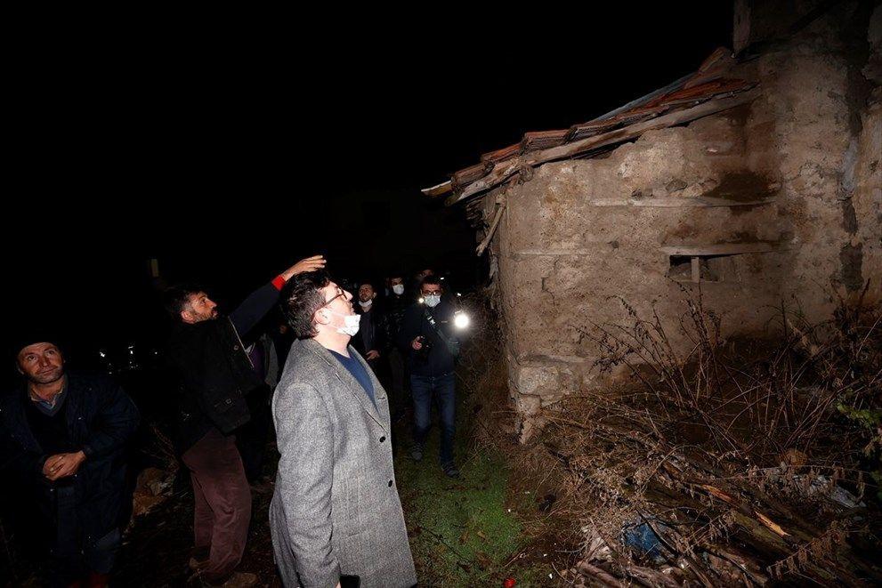 Ankara Kalecik'te 4,5'lik deprem sonrası incelemeler sürüyor - Sayfa 2