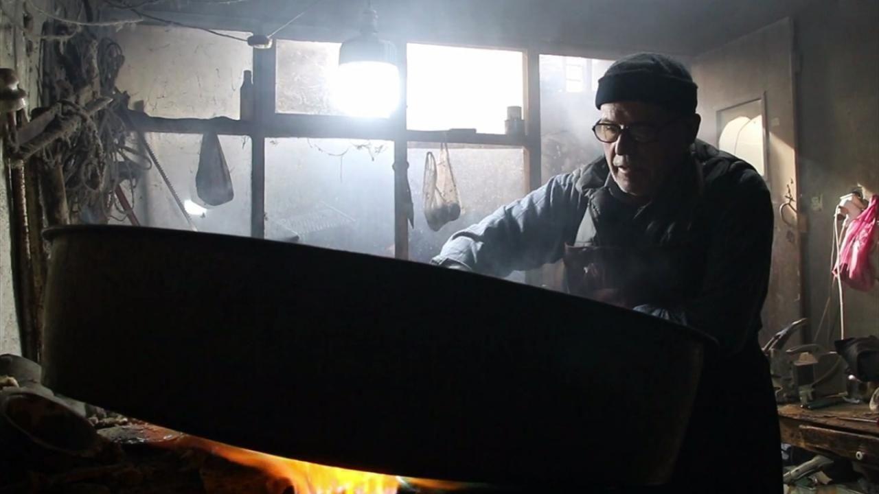 Yakup Usta 47 yıldır kalayla bakırları parlatıyor - Sayfa 3