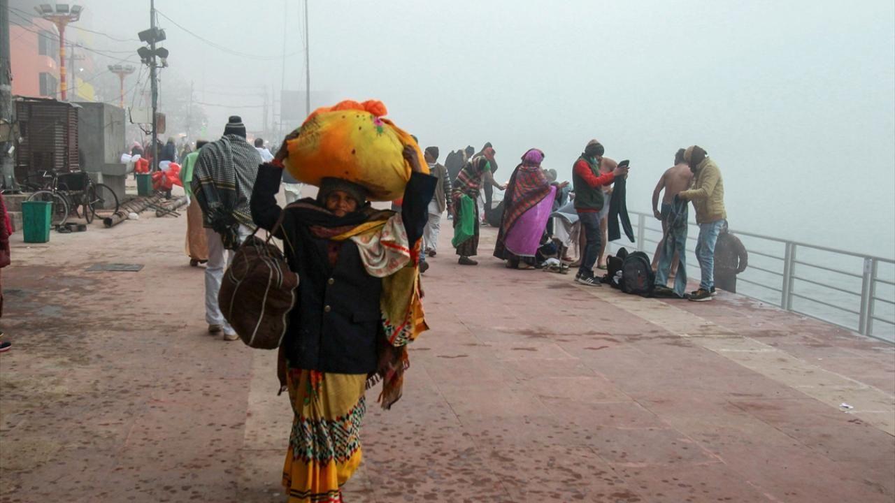 Hindistan'da Kumbh Mela Festivali başladı - Sayfa 1