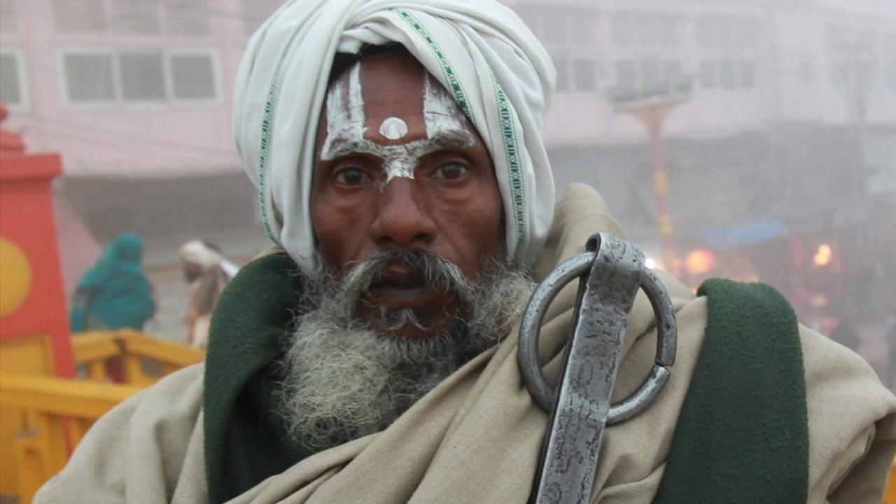 Hindistan'da Kumbh Mela Festivali başladı - Sayfa 2