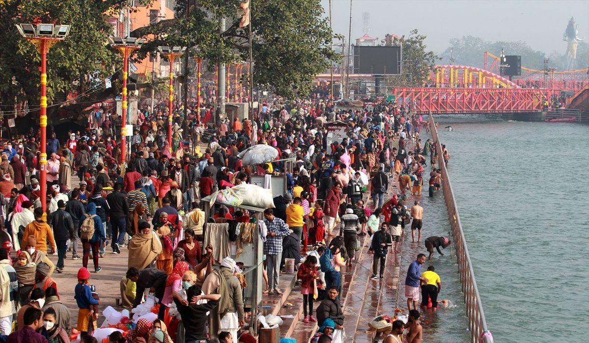 Hindistan'da Kumbh Mela Festivali başladı - Sayfa 4