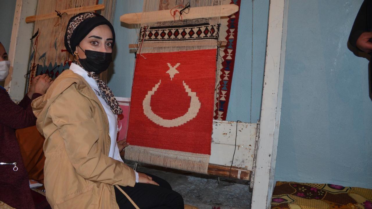 Şırnak'ta jirki kilimi kadınlara ekmek kapısı oldu - Sayfa 3