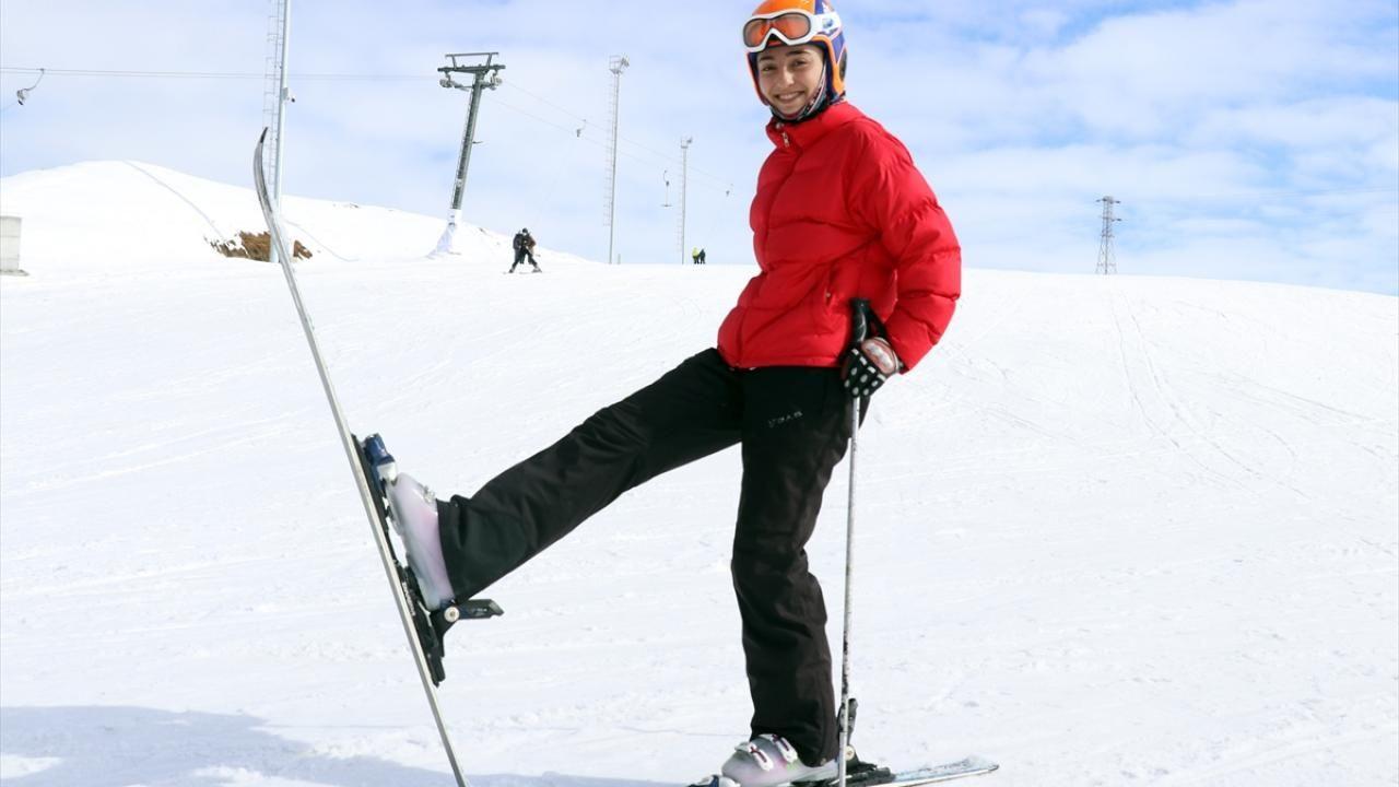 Ağrılı çocuklar geleceğin milli kayak sporcusu olmayı hedefliyor - Sayfa 2