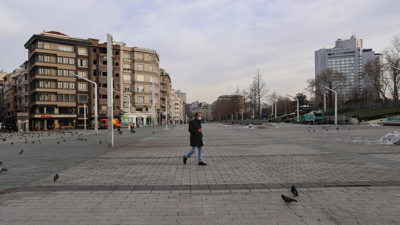 Yurt geneli kısıtlama: Cadde ve sokaklarda sessizlik hakim - Sayfa 2
