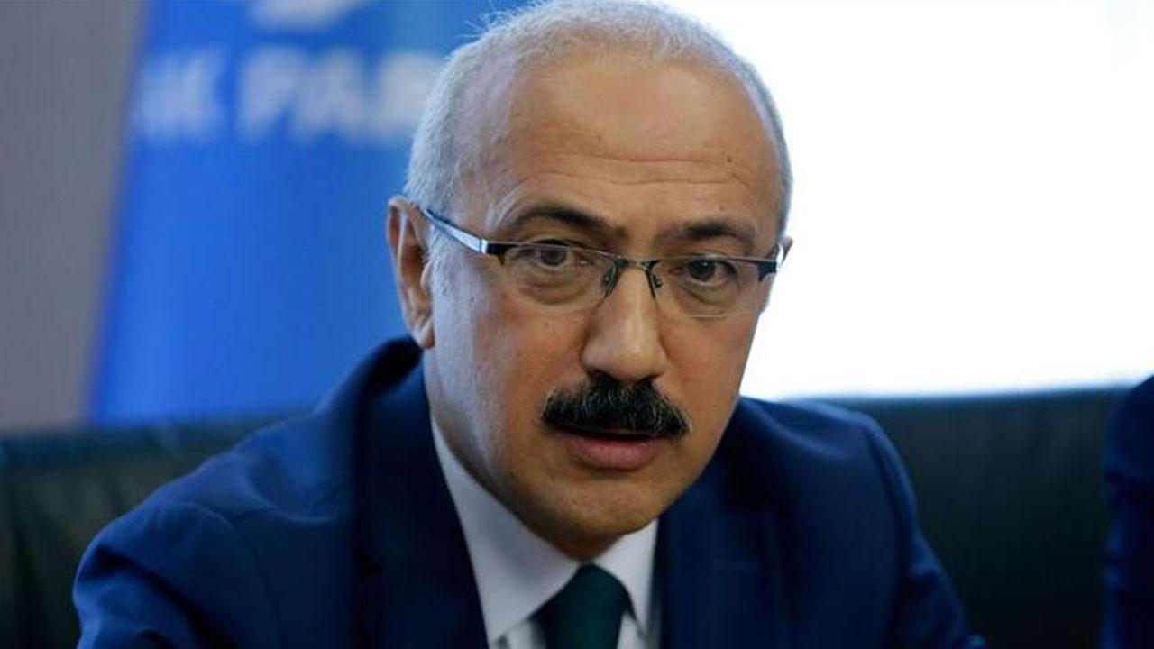 Hazine ve Maliye Bakanı Elvan'dan CHP'ye Albayrak tepkisi: Şiddetle kınıyorum