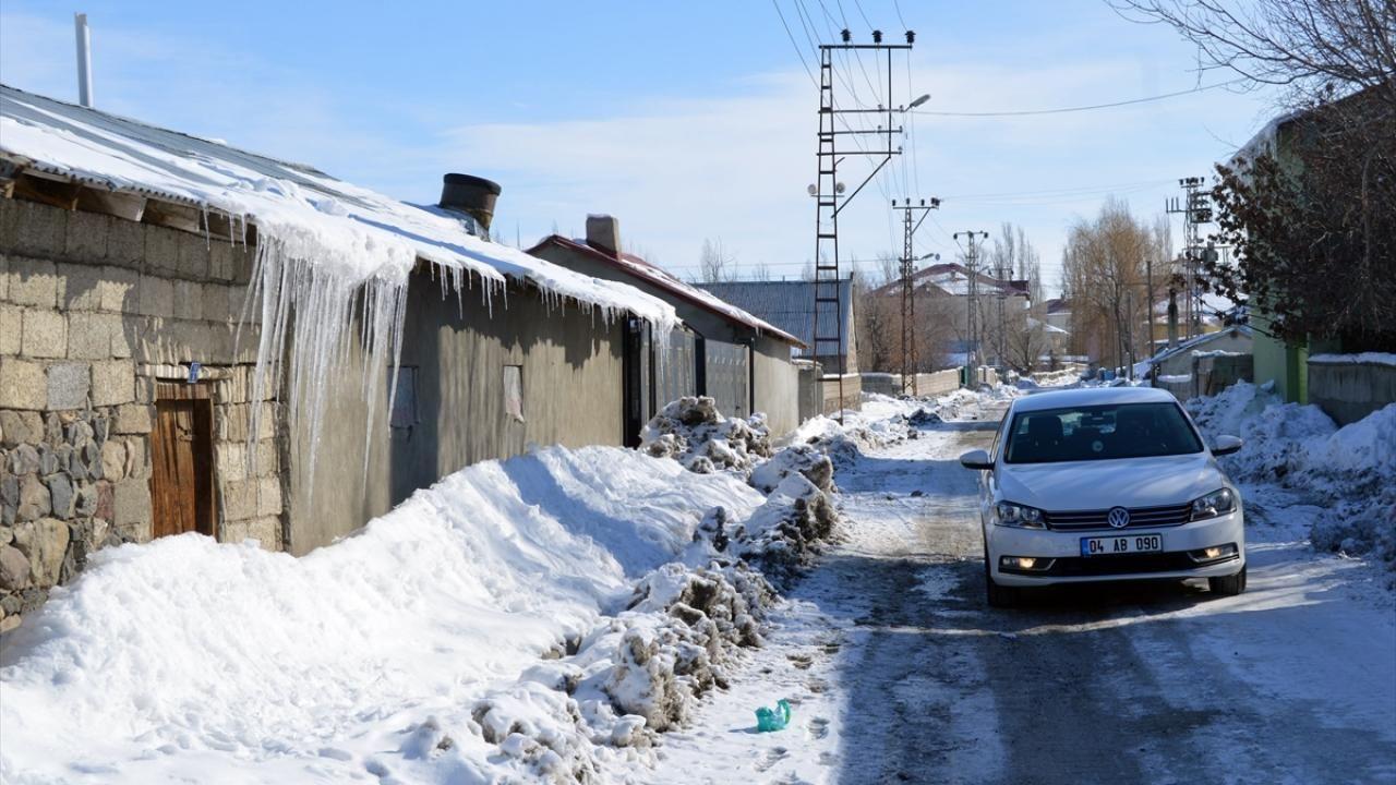 Doğu buz kesti: Ağrı eksi 24 dereceye düştü - Sayfa 2