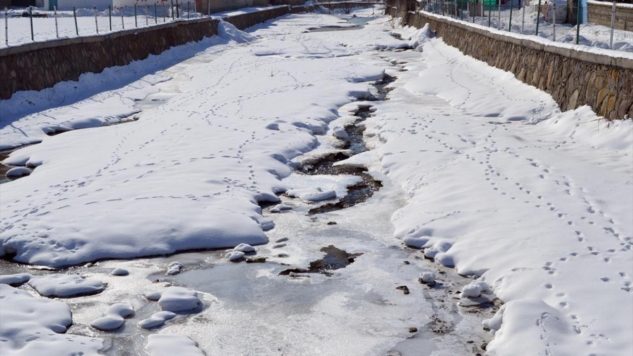 Doğu buz kesti: Ağrı eksi 24 dereceye düştü - Sayfa 4