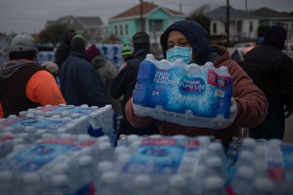 Kutup soğuklarının vurduğu Teksas'ta 8,8 milyon kişi su sıkıntısı çekiyor - Sayfa 3