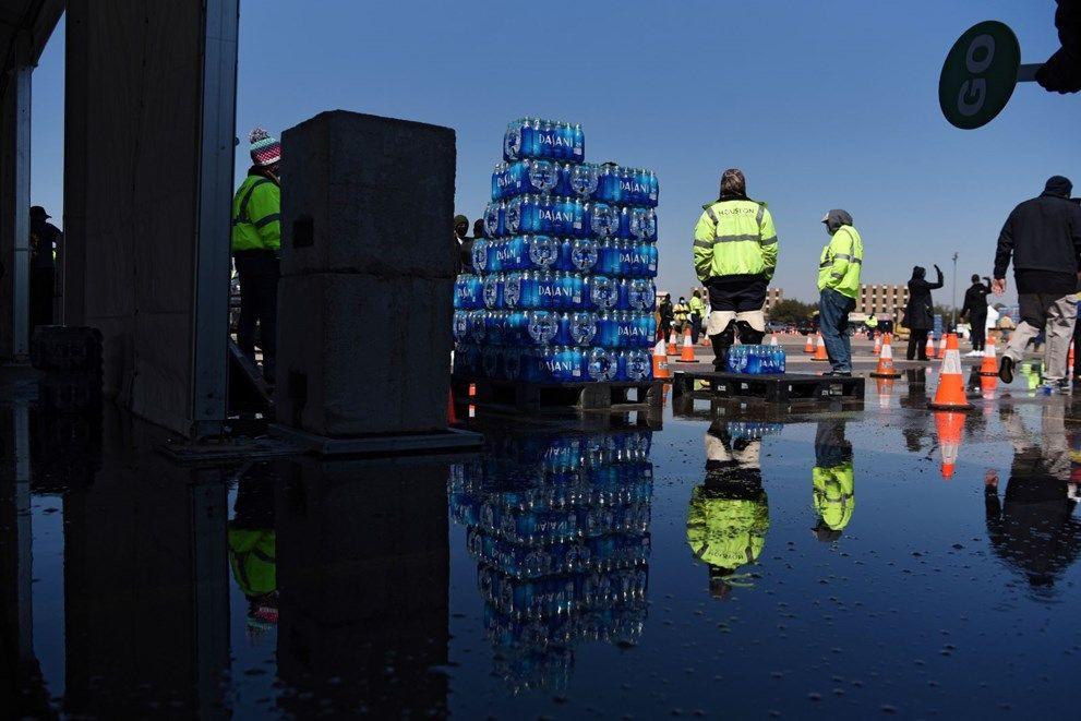 Kutup soğuklarının vurduğu Teksas'ta 8,8 milyon kişi su sıkıntısı çekiyor - Sayfa 4