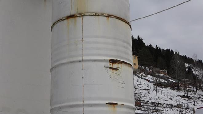 Karadenizli zekasının örneği! Bu mescidin minaresi petrol varillerinden - Sayfa 2