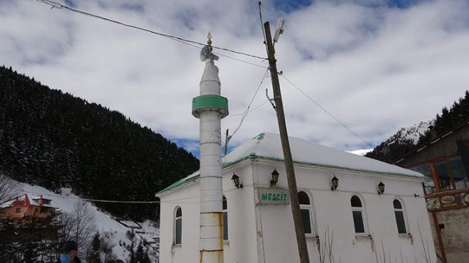Karadenizli zekasının örneği! Bu mescidin minaresi petrol varillerinden - Sayfa 4