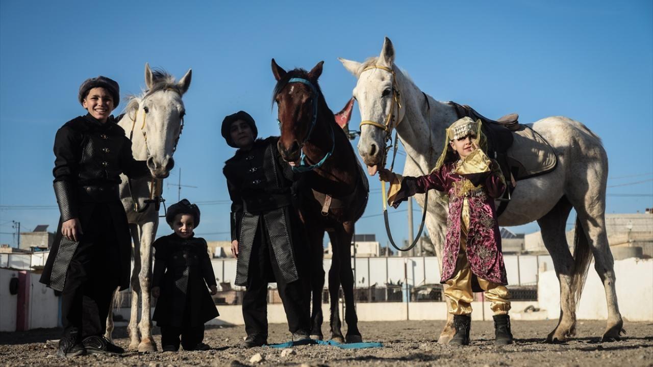 Diriliş Ertuğrul'u izleyen Şamlı aile, Osmanlı kültüründen etkilendi - Sayfa 1