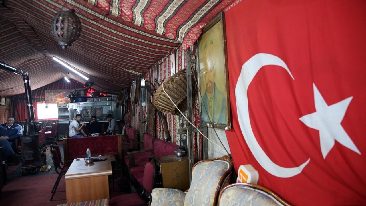 'Dadaşlar' kıraathanede kıtlama çay keyfine kavuştu - Sayfa 1