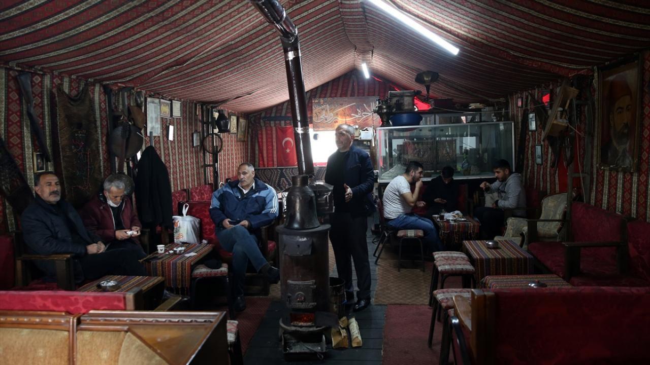'Dadaşlar' kıraathanede kıtlama çay keyfine kavuştu - Sayfa 3