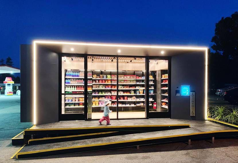 Dünyanın en büyük otonom mağazası Şanghay'da açıldı - Sayfa 4