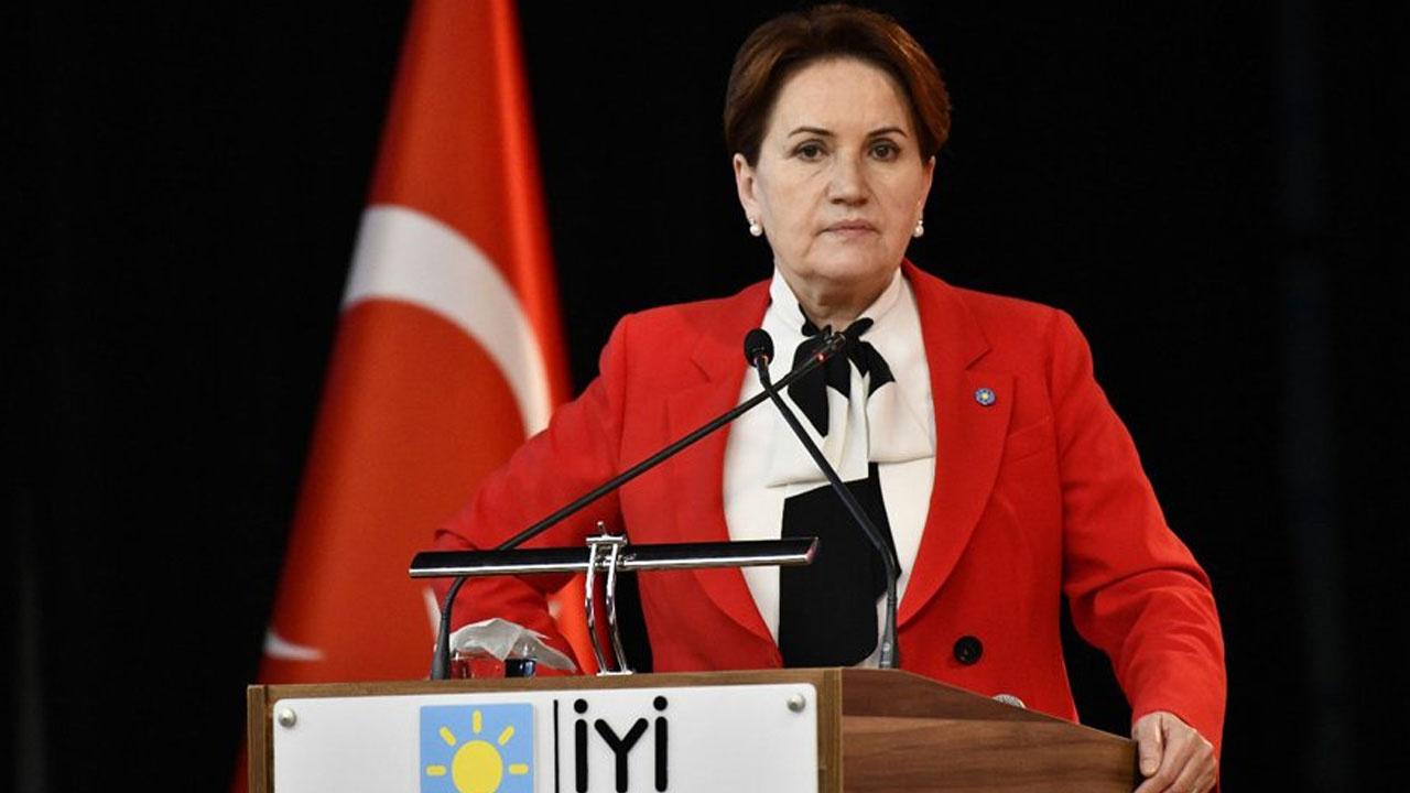 Meral Akşener'den Özdağ'ın istifasına ilk yorum