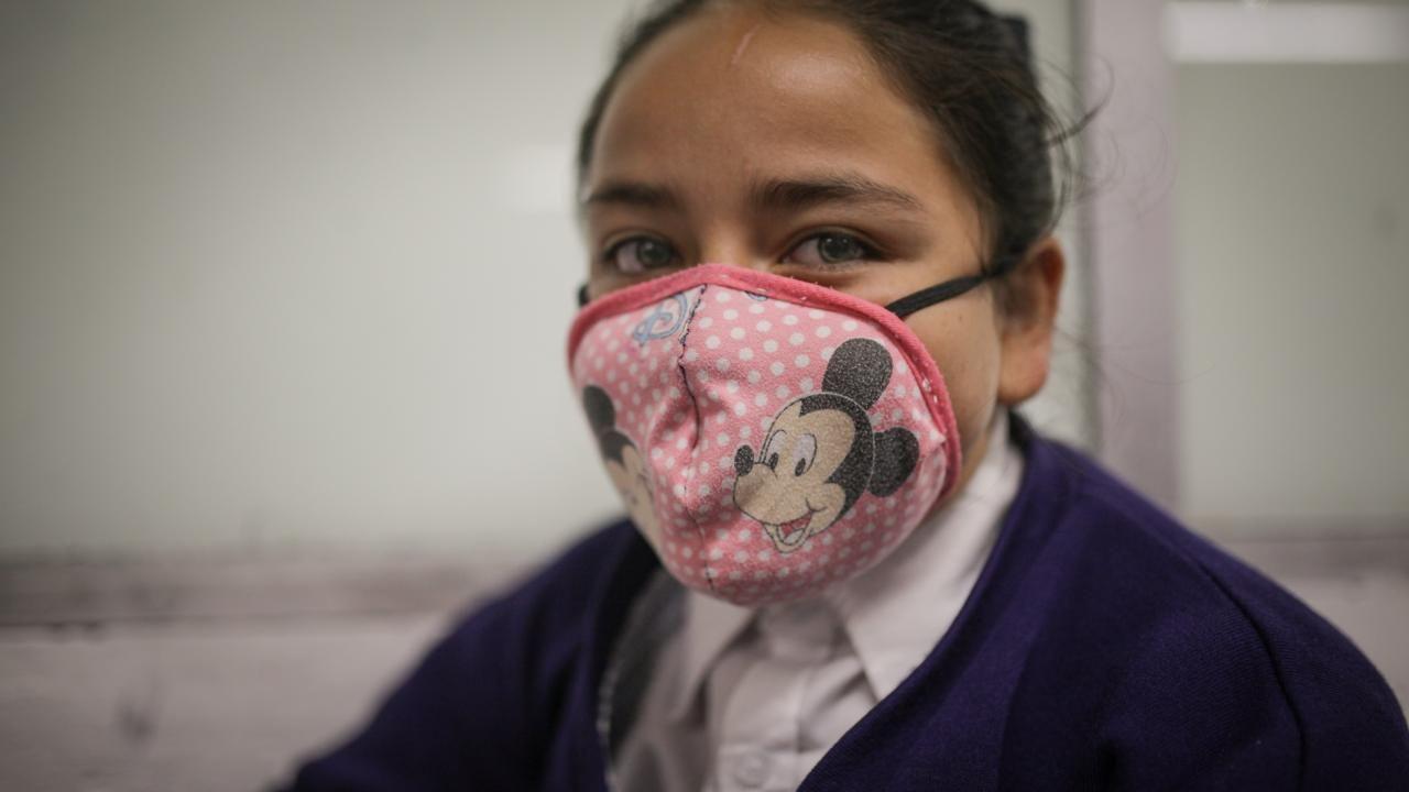 Koronavirüsle hayatımıza giren ilginç maskeler - Sayfa 3