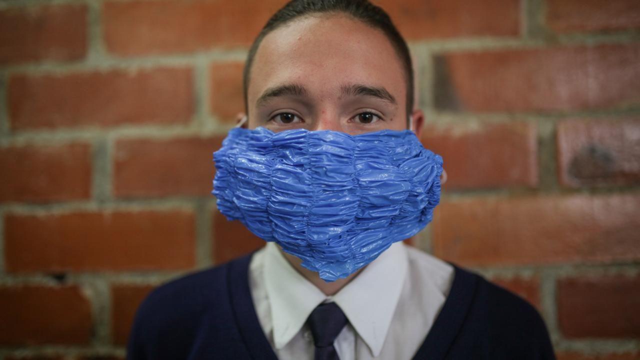 Koronavirüsle hayatımıza giren ilginç maskeler - Sayfa 4