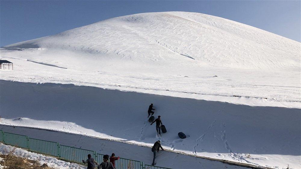 Kars'ta bidonla kayak - Sayfa 1