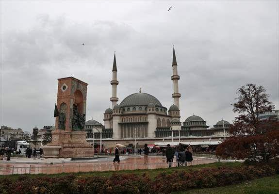 Taksim Camisi 4 yılda bitme noktasına geldi! İşte içinden ilk görüntüler - Sayfa 2