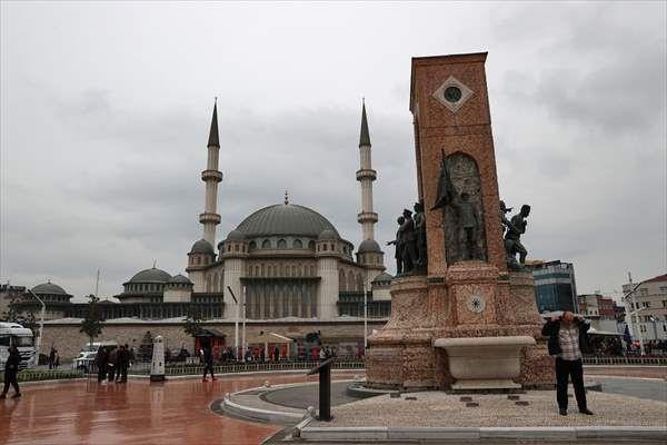 Taksim Camisi 4 yılda bitme noktasına geldi! İşte içinden ilk görüntüler - Sayfa 3