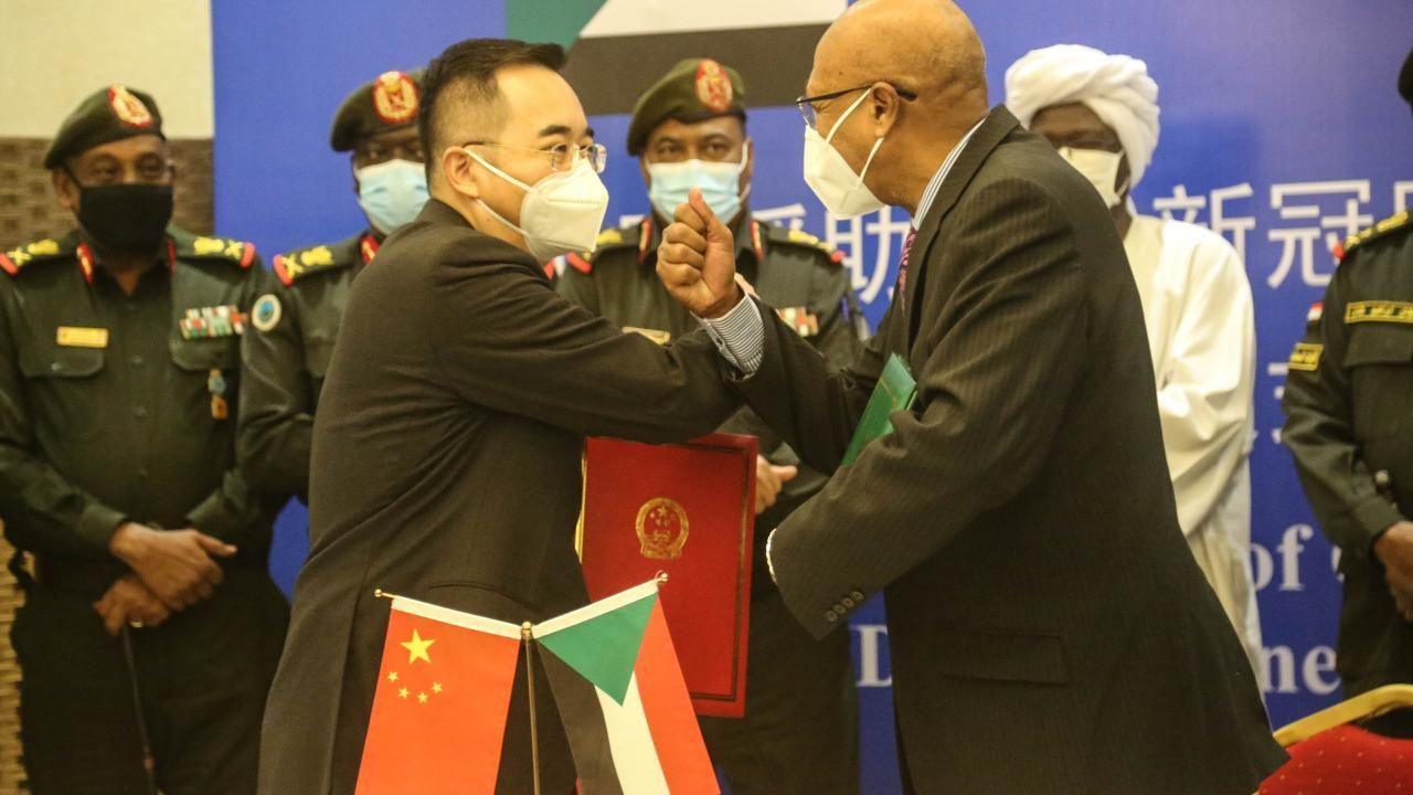 Sinovac aşıları Sudan'a geldi - Sayfa 3