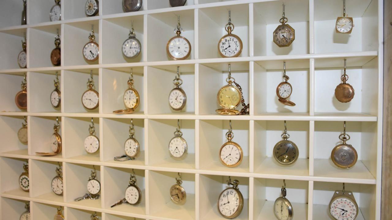 Hurdacıdan çıkan köstekli saatler koleksiyona dönüştü - Sayfa 1