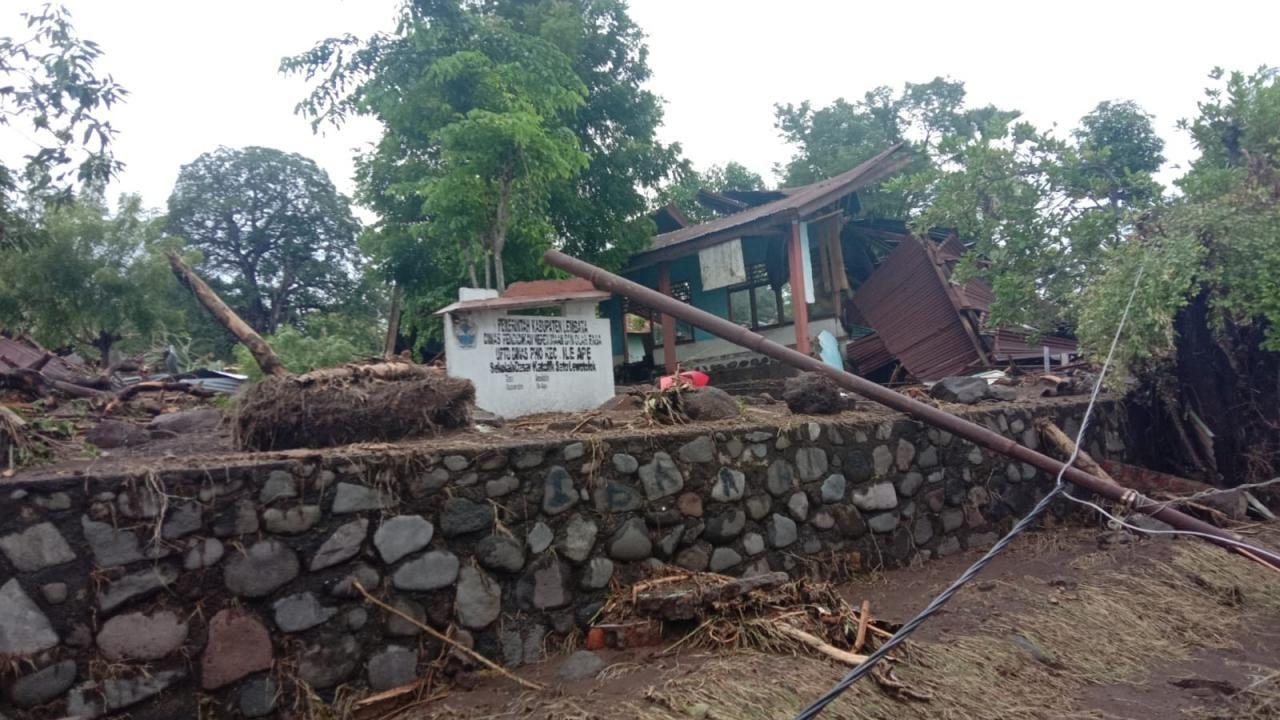 Endonezya'da yağış sel felaketine yol açtı - Sayfa 4