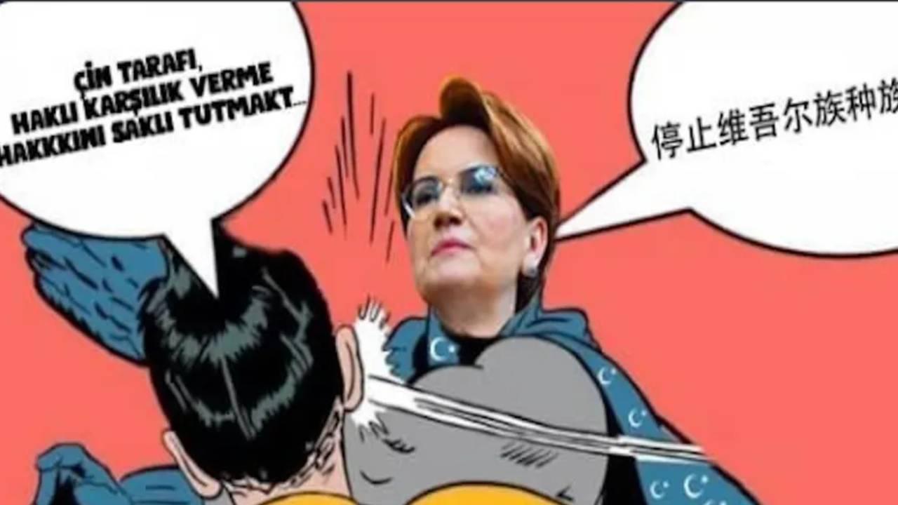 İYİ Parti'den Çin Büyükelçiliği'ne cevap: Boş konuşmayı bırakın