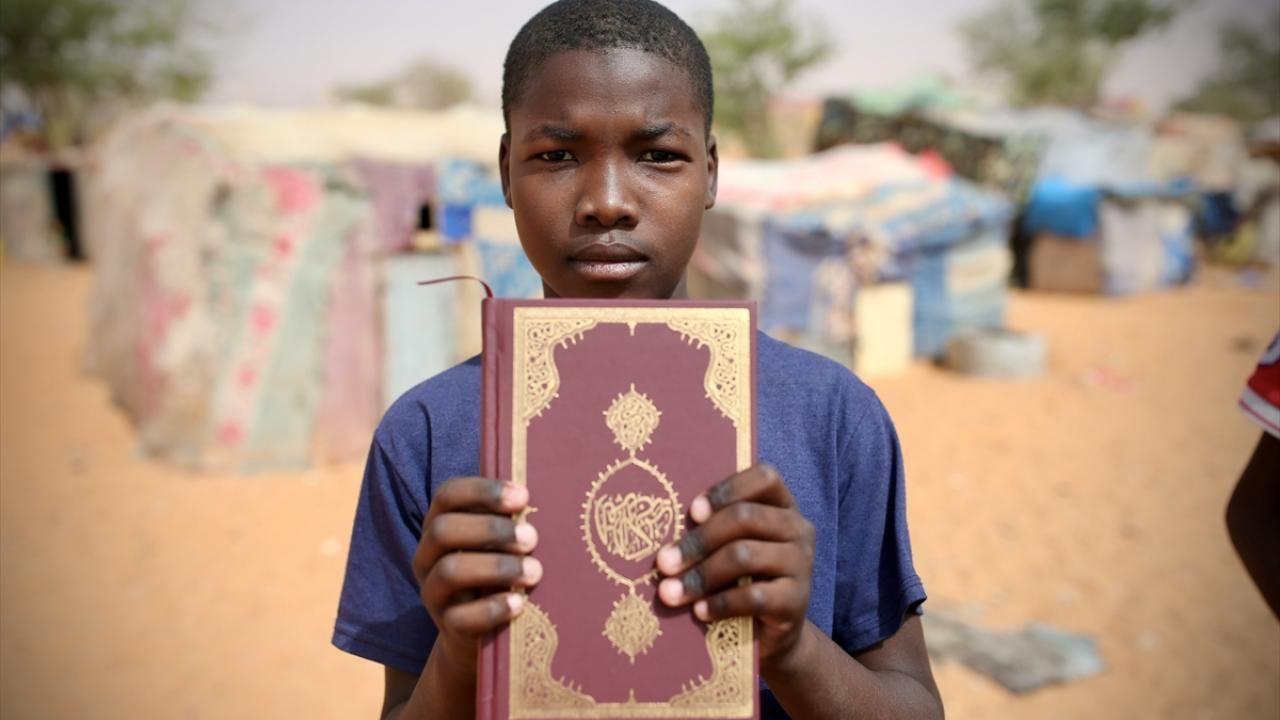 Moritanyalı çocukların Kur'an-ı Kerim sevinci - Sayfa 2