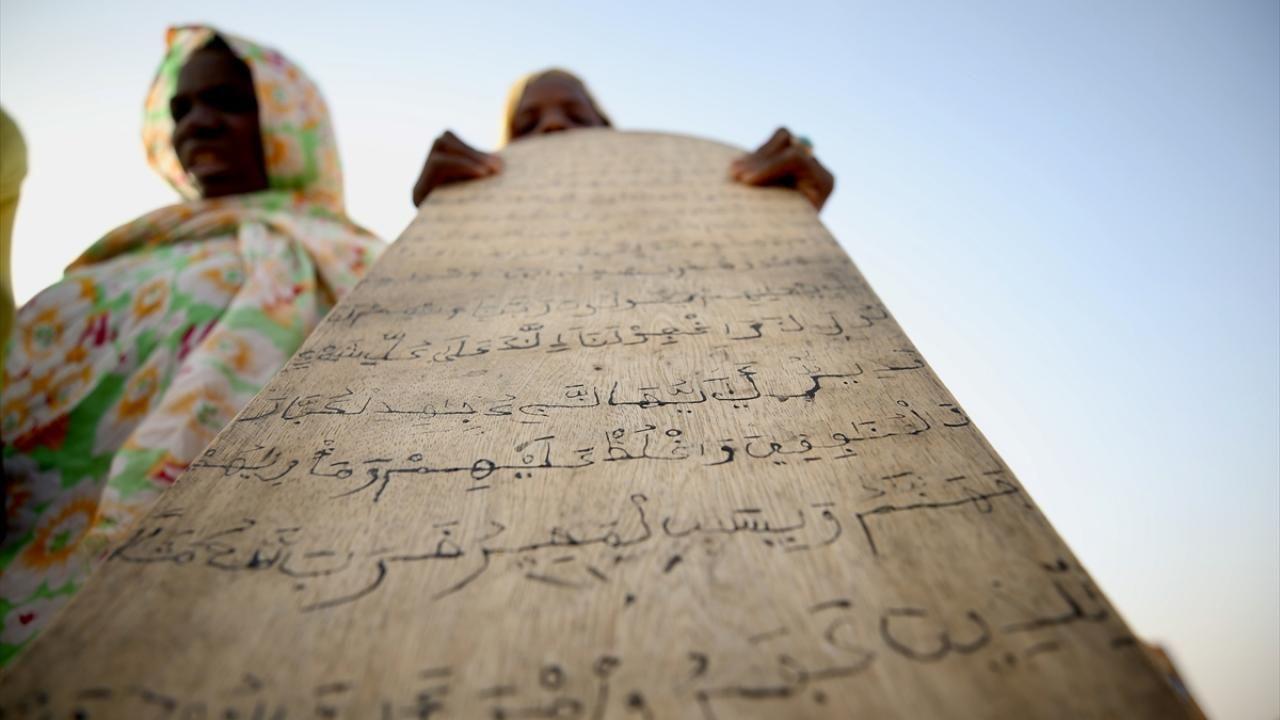 Moritanyalı çocukların Kur'an-ı Kerim sevinci - Sayfa 3
