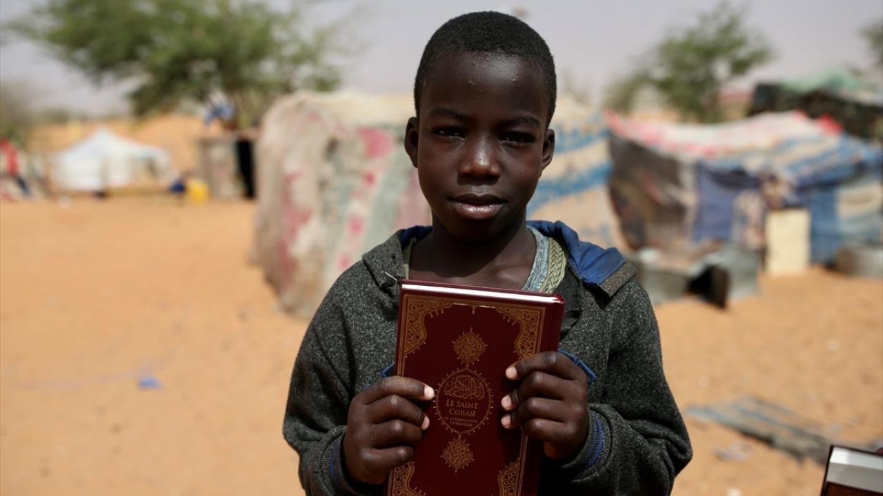 Moritanyalı çocukların Kur'an-ı Kerim sevinci - Sayfa 4
