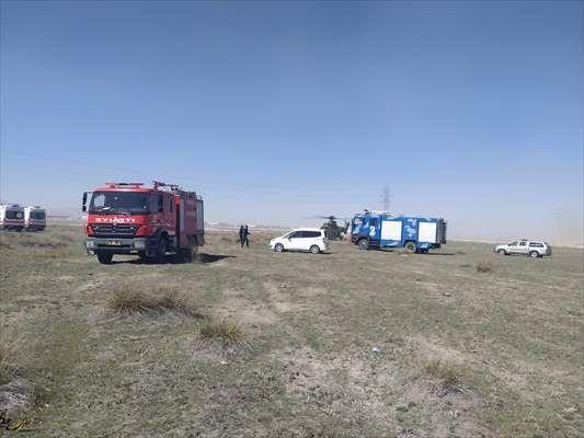 Konya'da Türk Yıldızları'na ait uçak düştü - Sayfa 2
