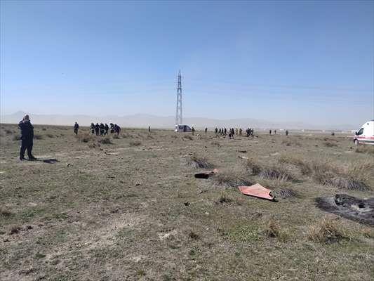 Konya'da Türk Yıldızları'na ait uçak düştü - Sayfa 4