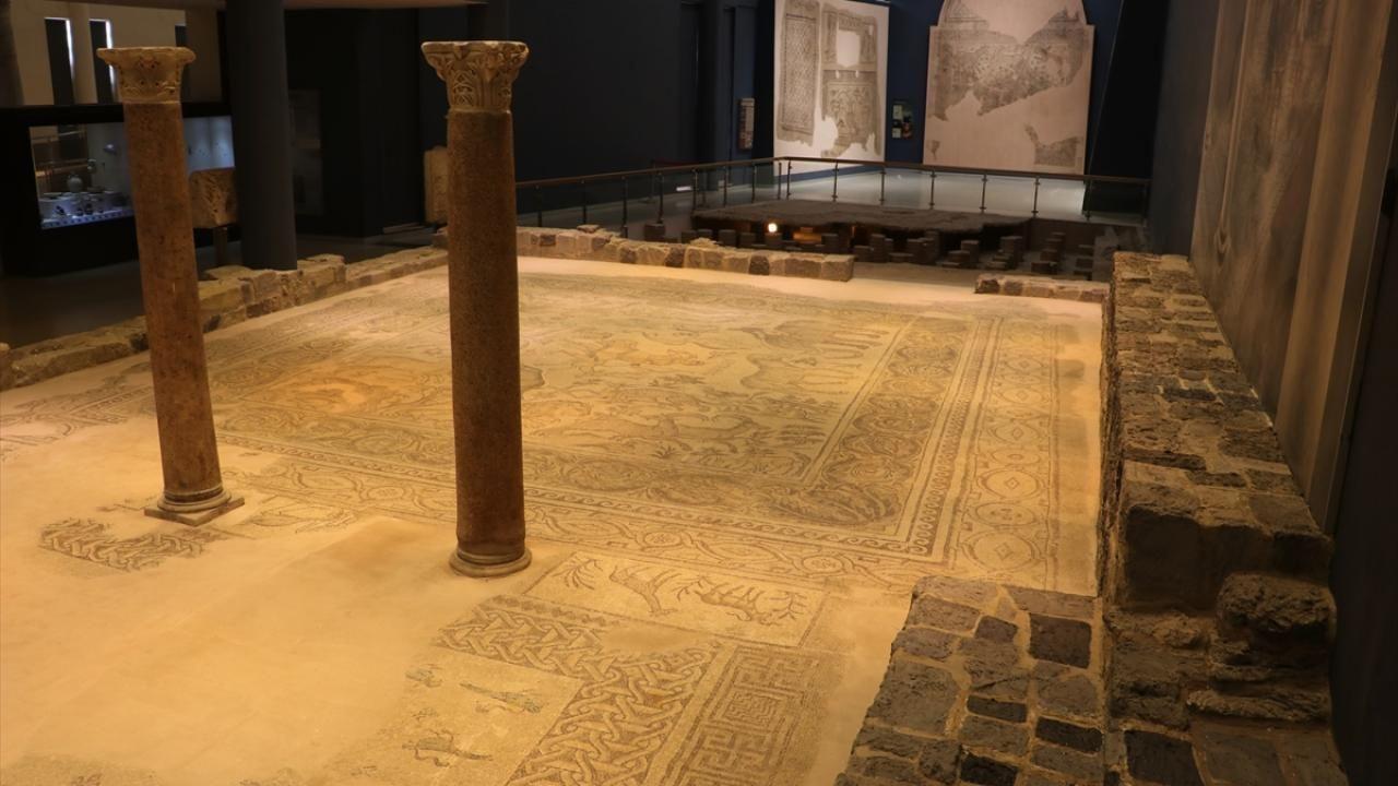 Mozaik müzeleri tarihe ışık tutuyor - Sayfa 2