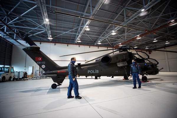 Türkiye'nin ilk kadın taarruz helikopter pilotu! Komiser Yardımcısı Özge Karabulut tarihe geçti - Sayfa 3