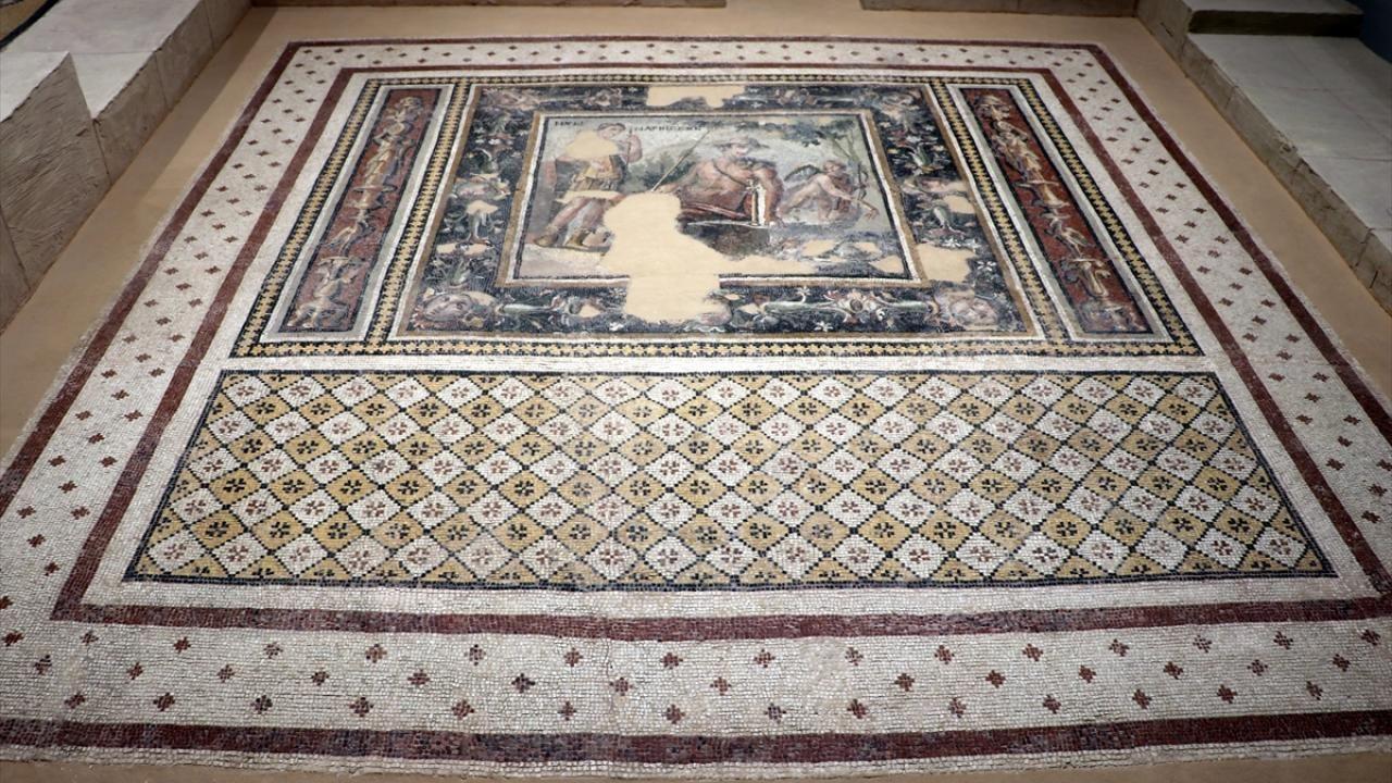 Mozaik müzeleri tarihe ışık tutuyor - Sayfa 4