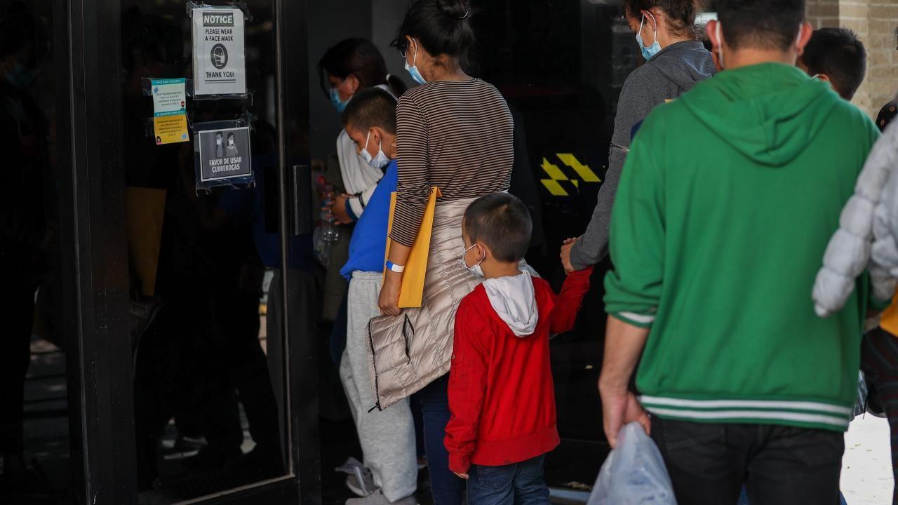 ABD-Meksika sınırında rekor göçmen sayısı - Sayfa 3