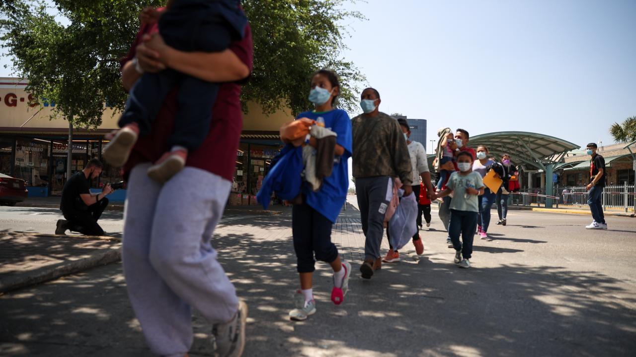 ABD-Meksika sınırında rekor göçmen sayısı - Sayfa 4