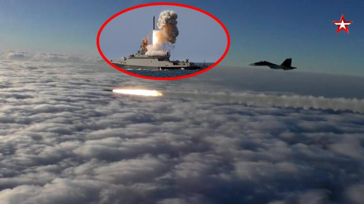 Rus savaş gemileri ateş açtı! - Sayfa 1